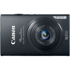 Canon PowerShot ELPH 320 HS 16.1 MP Wi-Fi Enabled CMOS Digital Camera with 5x Zoom 24mm Wide-Angle Lens with 1080p Full HD Video and 3.2-Inch Touch Panel LCD (Black) from Canon $137.12