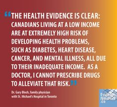 The health evidence on poverty is clear: http://umanitoba.ca/outreach/evidencenetwork/archives/17163  #cdnpoli #cdnhealth #poverty #sdoh