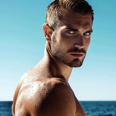 Celebrating beautiful men and the male aesthetic. Moustache, Handsome Faces, Handsome Guys, Hommes Sexy, Raining Men, Beauty Hacks Video, Male Face, Male Beauty, Beautiful Eyes