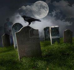 Halloween Photography Background Photo Backdrop by bradowen