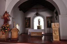 Colombia - Altar Templo de San Agustín, Ocaña Norte de Santander.