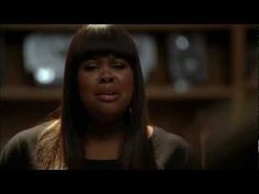 In Case You Missed It, Amber Riley Killed 'I Will Always Love You' on Glee Last Night