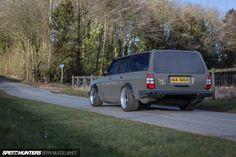 Volvo 240 wagon Rays TE37 (19 of 29)