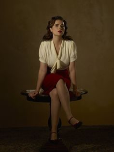 Hayley Atwell – Agent Carter Season 2 Promos