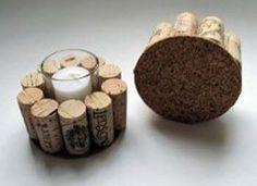 50 Ideas DIY para decorar con tapones de corcho reciclados   Mil Ideas de Decoración