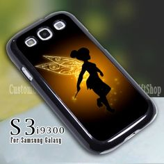 Disney Peter Pan Tinkerbell Neverland Design for Samsung 9300 Case