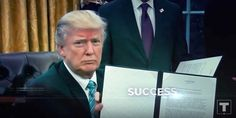 "The Donald Trump 2020 campaign (yes, that is a real thing already happening) released an ad claiming Trump's first 100 days have been amazing, the best, ""America has rarely seen such success."" For real, that's a statement in the ad, which can be seen..."