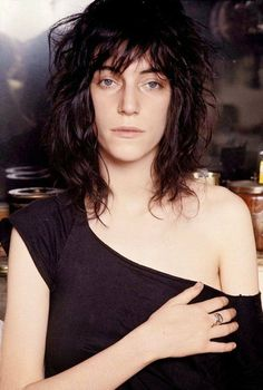 Patti Smith by David Gahr, 1971
