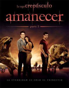 Poster de La saga Crepúsculo: Amanecer - Parte 1
