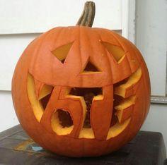 vote teeth pumpkin   jack-o-lantern, jackolantern, Halloween, election year, voting Halloween Pumpkins, Fall Halloween, Halloween Decorations, Halloween Ideas, Fall Decorations, Halloween Makeup, Halloween Costumes, Pumpkin Template, Pumpkin Carving Templates