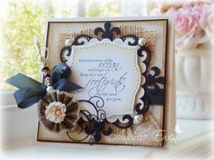 Footprints in the Sand by AndreaEwen - Cards and Paper Crafts at Splitcoaststampers