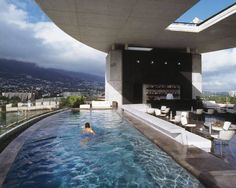 Best Hotels Around the Country - ELLE DECOR - HABITA MONTERREY, MEXICO