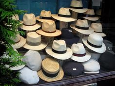 Gentlemen have a hat for every occasion.