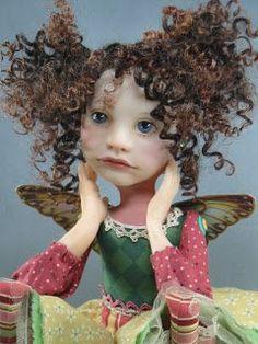 Авторские куклы Dianne Adam (Диана Адам). Топик исключительно для позитива и вдохновения! / Авторская кукла известных дизайнеров / Бэйбики. Куклы фото. Одежда для кукол