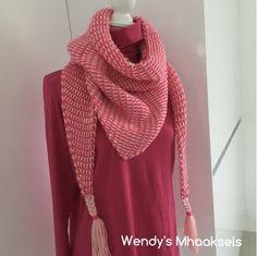 Wendy's Mhaaksels: Tunisch haken / Tunisian crochet