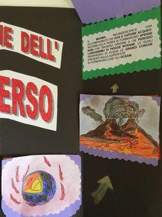 "LAPBOOK ""BIG BANG""   Blog di Maestra Mile Italian Names Boy, Bigbang, Bangs, History, 3c, Education, Geography, School Ideas, 1st Grades"
