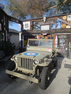 1941 Willys (Military Composite) - Photo submitted by Saul A. Marquez.