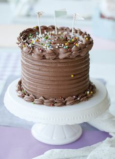 Tarta Layer Cake triple chocolate