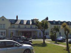 The Marine Hotel in Dublin