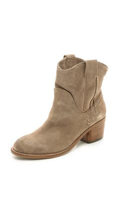 Dolce Vita Graham Pull On Booties in gray