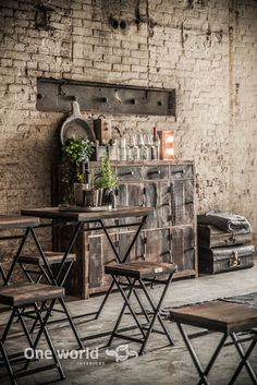 One World interiors - Factory collection - Picture: Paulina Arcklin