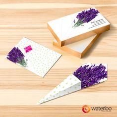 Business Card - Tarjetas de Presentación - Tarjtas de Visita - Bouquet