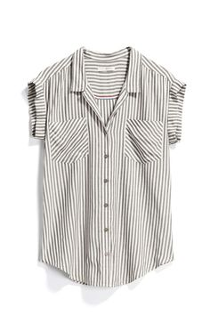 20e5d4eae I have a similar top in a blue stripe and I just love the fit!