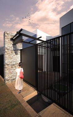 Casa SG Lomas GDL/ PARQ Progresivo de Arquitectura