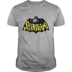 Get yours nice shinigami Gift Shirt Shirts & Hoodies.  #gift, #idea, #photo, #image, #hoodie, #shirt, #christmas