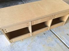 Every house needs a place for coats and shoes, and a mudroom needs a bench! This DIY mudroom bench is sure to fit in most spaces and wasn't too tricky! Mudroom Bench Plans, Dremel Saw, Clutter Solutions, Reno, Baseboards, Diy On A Budget, Home Improvement Projects, Laundry Room, Home Decor