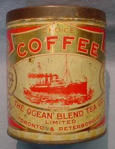 Ocean Blend Coffee