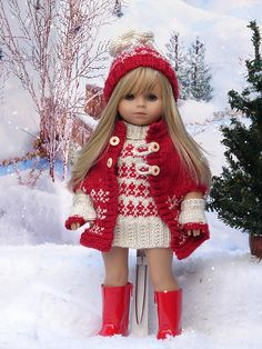 Ravelry: Doll Clothes