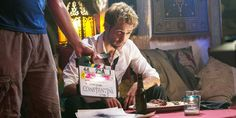 Constantine behind the scenes | Hellblazer | DC Comics