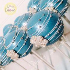 Elsa / Frozen cupcakes cake   Lo último!!   Pinterest ...