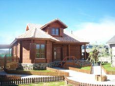 1000 images about casas de madera on pinterest coastal homes santiago and madeira - Casas de madera alcorcon ...