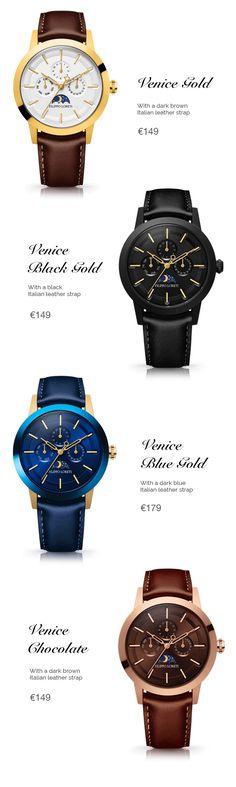 Redefining Italian Luxury Watches - Filippo Loreti by Danielius & Matas — Kickstarter