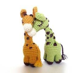 Giraffes omg I waaannnnntttt.