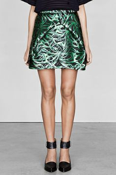 The Statement Skirt: Your Secret Weapon This Holiday Season #refinery29