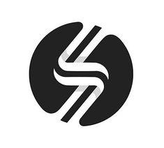 S Logo Design, Minimal Logo Design, Graphic Design Print, Branding Design, Logo Branding, Design Art, Design Ideas, Typography Logo, Logos