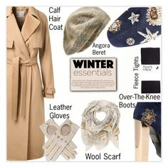 """""""Winter Essentials"""" by mood-chic ❤ liked on Polyvore featuring Jason Wu, Sophie Darling, Parkhurst, H&M, Emilio Pucci and winterstaples"""