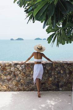Koh Samui - The Haute Pursuit Vacation Style, Vacation Trips, Vacations, Summer Breeze, Summer Vibes, Beach Relax, Koh Samui, Samui Thailand, Enjoy Your Vacation