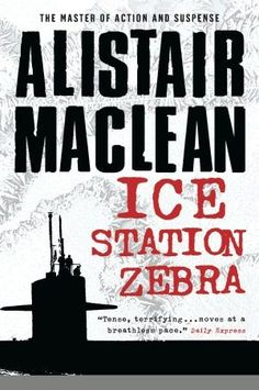 'Ice Station Zebra', 1968 - While the film was based on Allistair MacLean's, 1963 Cold War Thriller, the movie version diverges from it's original source material. The most obvious changes involved the names of the novel's characters. The submarine Dolphin became the 'Tigerish' because the real USS Dolphin, actually launched between the publication of the novel & the making of the film - It was a diesel submarine. British spy, Dr. Carpenter was renamed David Jones.