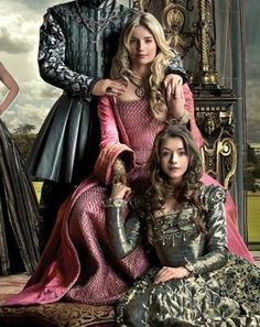 Costume of Jane Seymour, played by Annabelle Wallis (The Tudors, 2007)