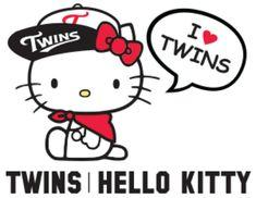 Hello Kitty / Twins