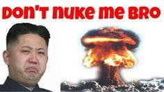 VLOG 4: Waking up to the threat of getting nuked!!! https://www.youtube.com/watch?v=8k-oJKNHJaA #NorthKorea #WorldWar3 #KimJongUn #Australia #AustralianArmy