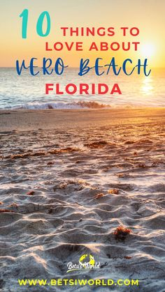 If you are looking at Florida trips and wondering where to travel look no further than Vero Beach! Vero Beach is a fun town with one of the best beaches. Don't miss these vacation ideas in Vero Beach. //best beaches//beach day ideas//florida travel//trips to florida//florida trips//traveling//where to travel //travel ideas//vacation ideas//where to vacation#beach #florida Vero Beach Florida, Florida Vacation, Florida Travel, Florida Trips, Travel List, Group Travel, Romantic Getaways, United States Travel, Beach Day