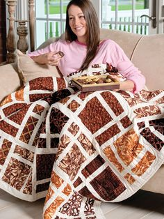 Easy quilting kits and quilt patterns to make