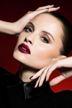 #Gucci #beauty #fashionmagazine #editorial #photography #VivienneBalla #makeup #hair  #model