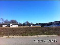 616 Black Hills, Springfield IL.  Springfield IL land for sale, Springfield IL homes for sale.