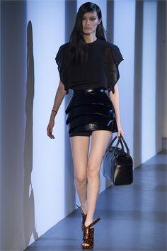 Sfilata Mugler Paris - Collezioni Primavera Estate 2013 - Vogue